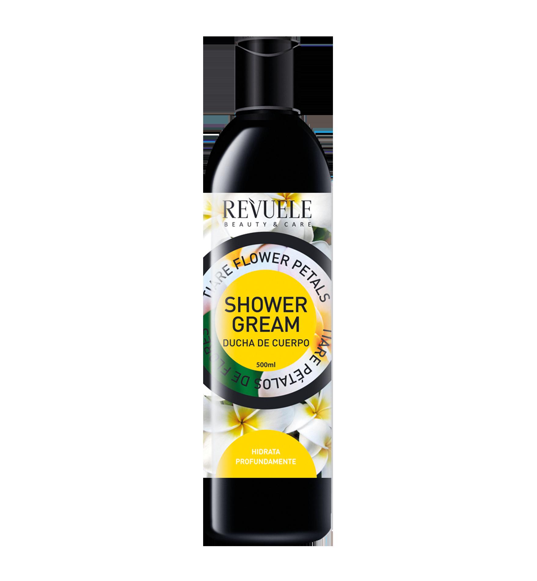 Revuele shower cream tiare flower petals 500ml